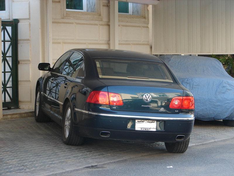 Volkswagen Phaeton V8 LWB