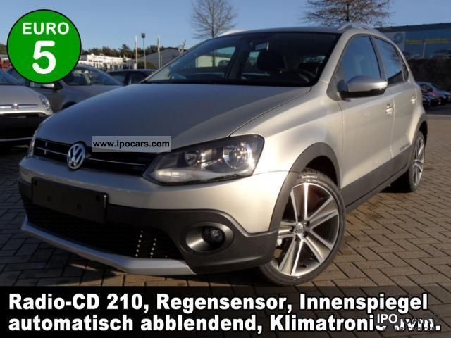 Volkswagen Polo 1.2 TSI CrossPolo