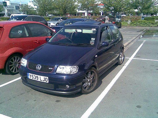 Volkswagen Polo 1.4 TDi Fun