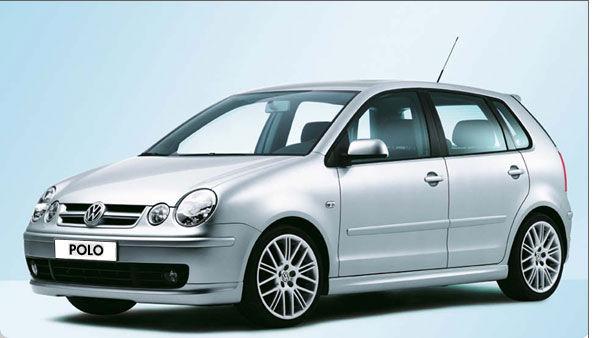 Volkswagen Polo 1.4 FSI