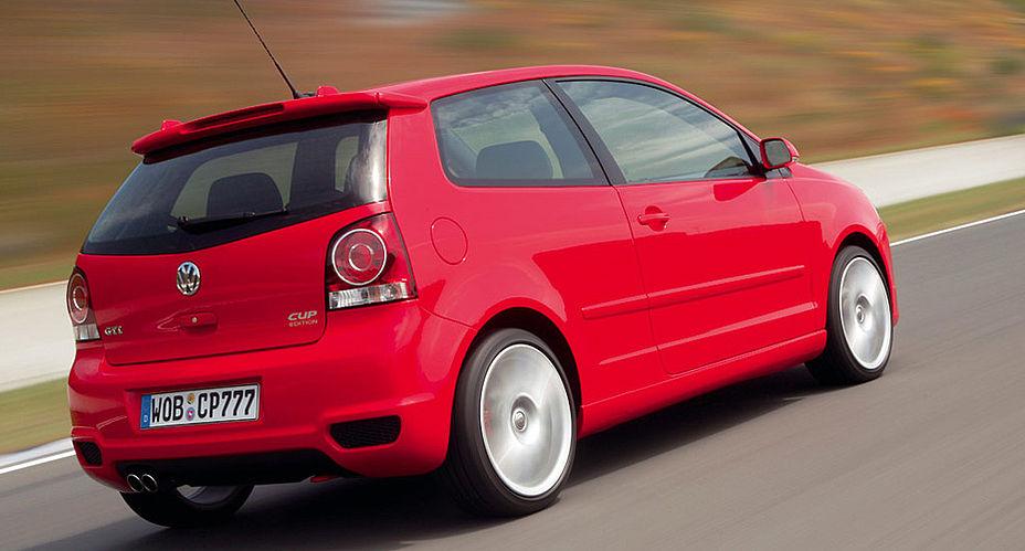 Volkswagen Polo 1.8 (180 hp)