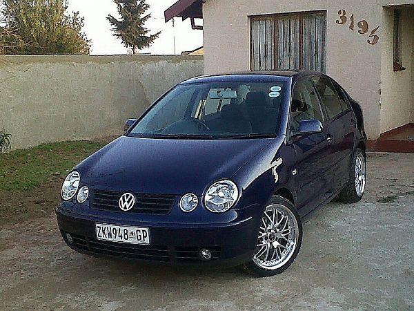 Volkswagen Polo 2.0 Highline
