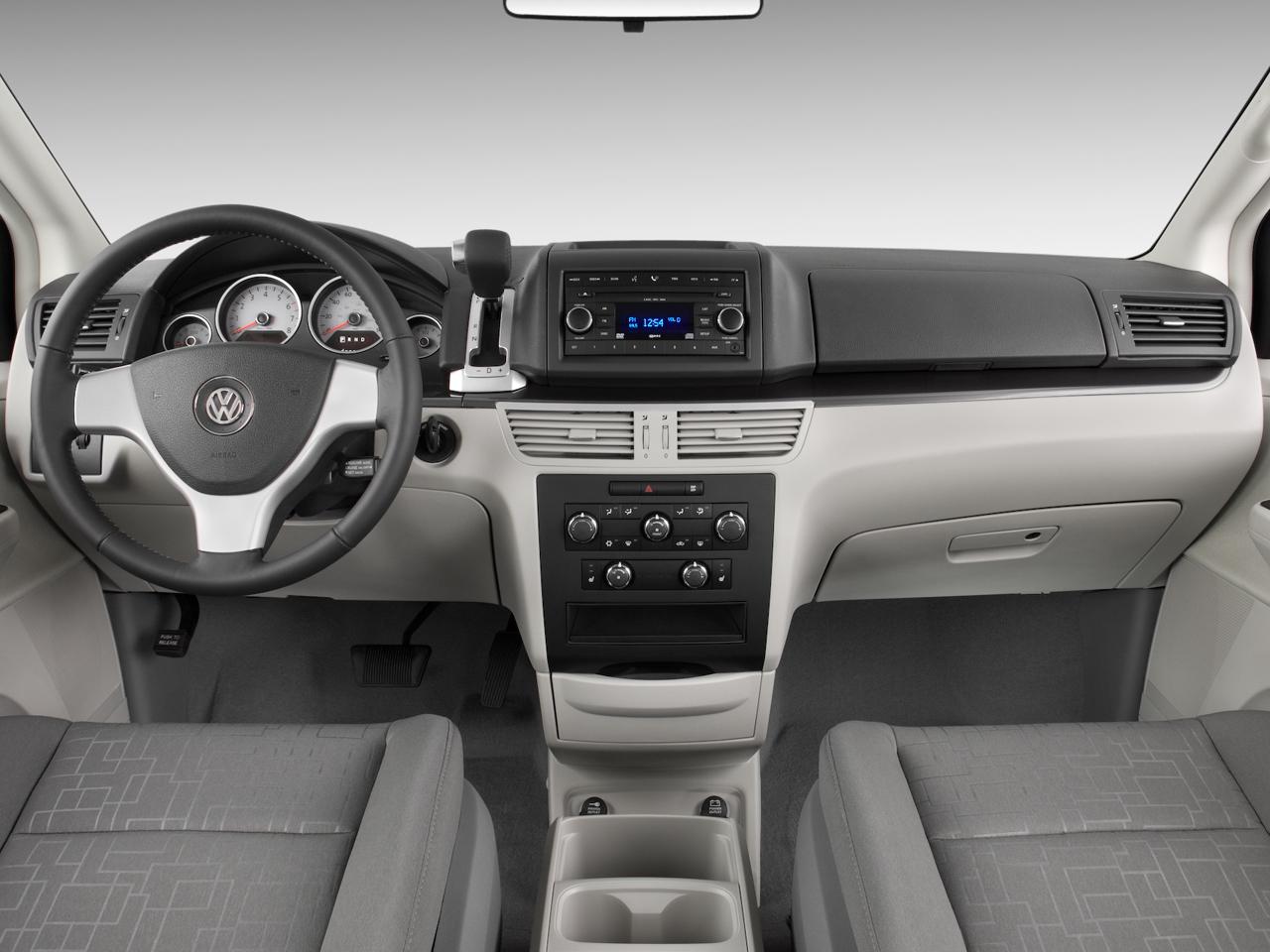 Volkswagen Routan S