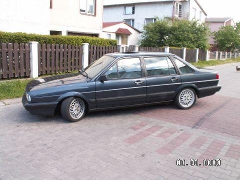 Volkswagen Santana LX