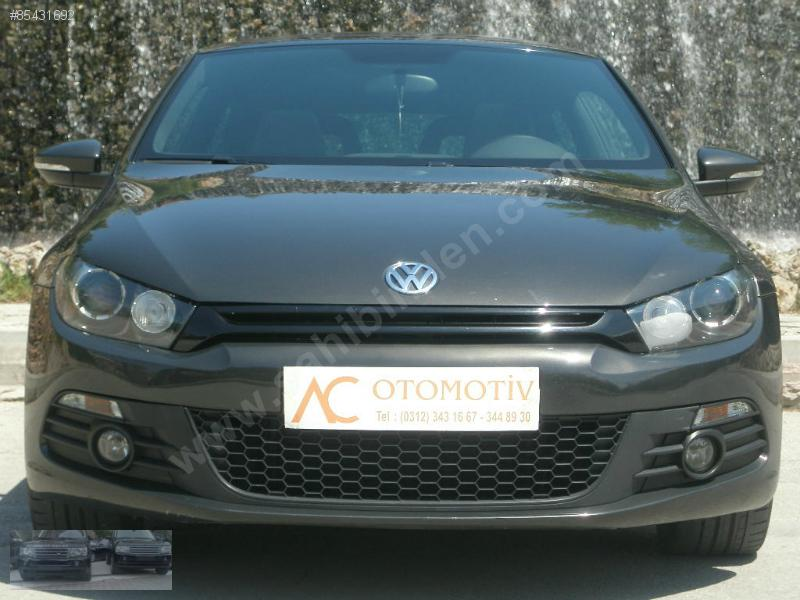 Volkswagen Scirocco 1.4 TSI 160hp DSG Sport