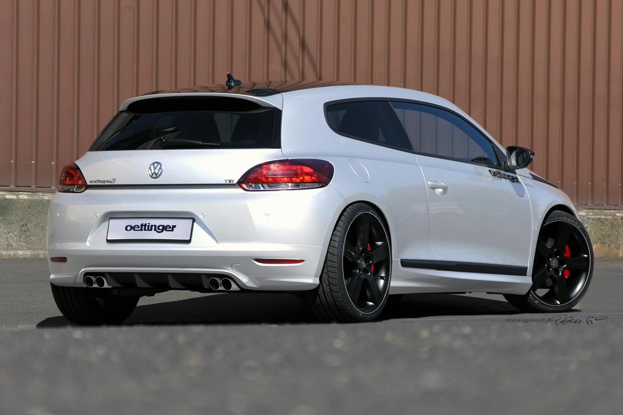 Volkswagen Scirocco 2.0 TSI 200hp MT