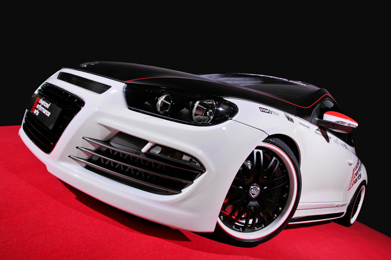 Volkswagen Scirocco Coupe