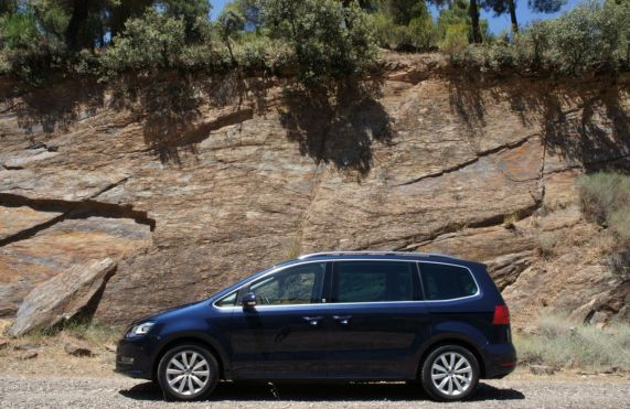 Volkswagen Sharan 2.0 TDi BlueMotion