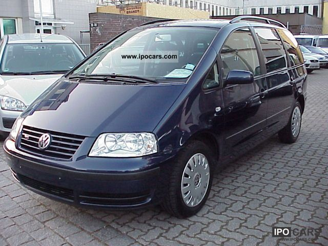 Volkswagen Sharan 2.8 V6