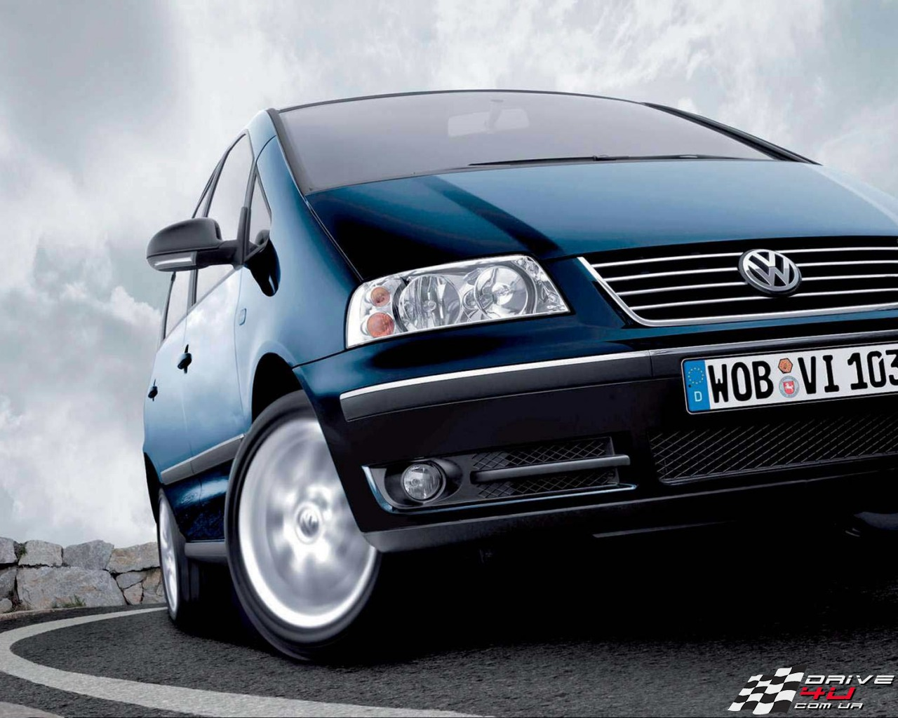 Volkswagen Sharan 2.8 V6 4Motion