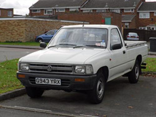 Volkswagen Taro 1.8
