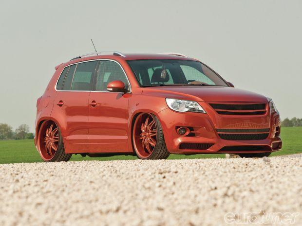 Volkswagen Tiguan 2.0 TDi 4Motion