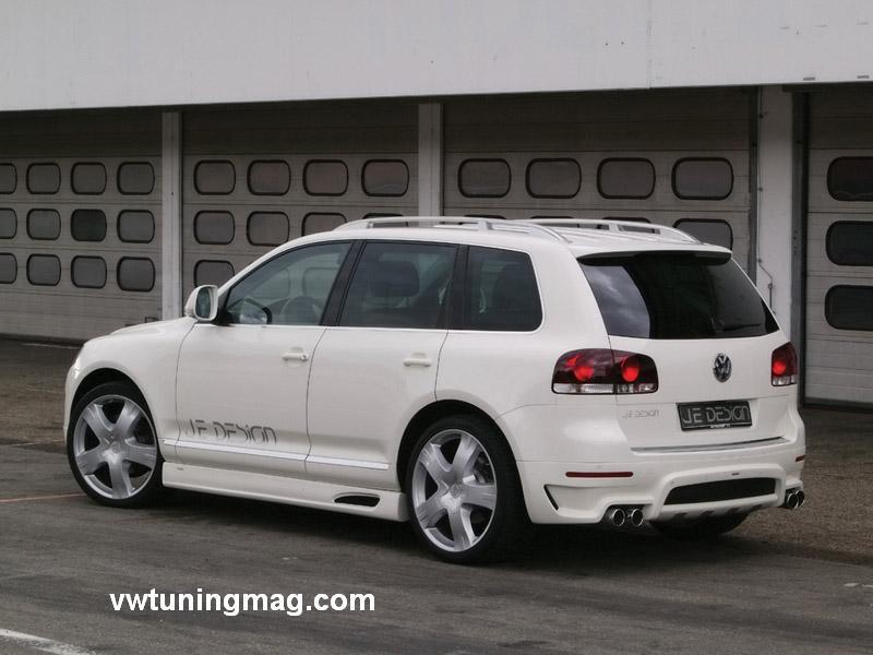 Volkswagen Touareg 2.5