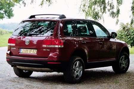 Volkswagen Touareg 2.5 R5 TDi Triptronic