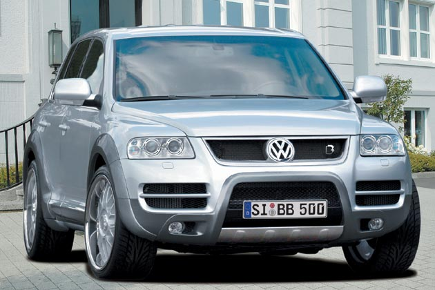 Volkswagen Touareg 3.0 TDi V6 Tiptronic