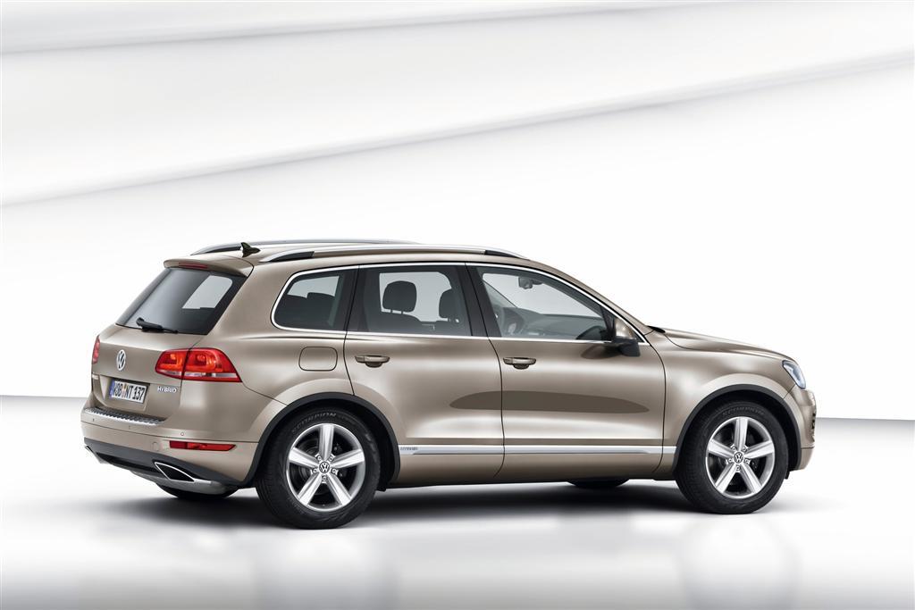 Volkswagen Touareg 3.0 V6 TDi 4Motion BlueMotion