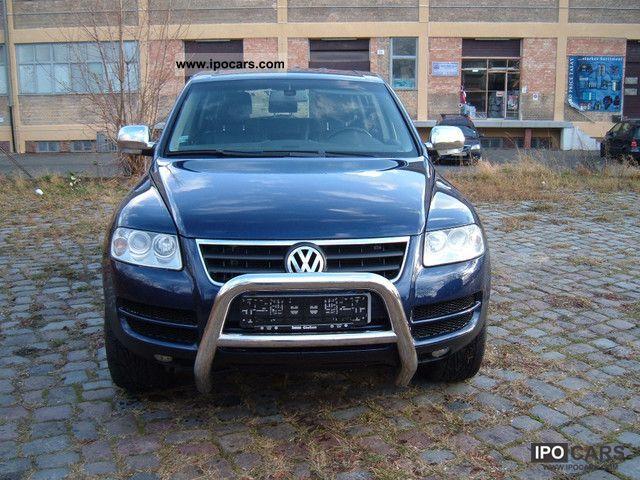 Volkswagen Touareg 3.2