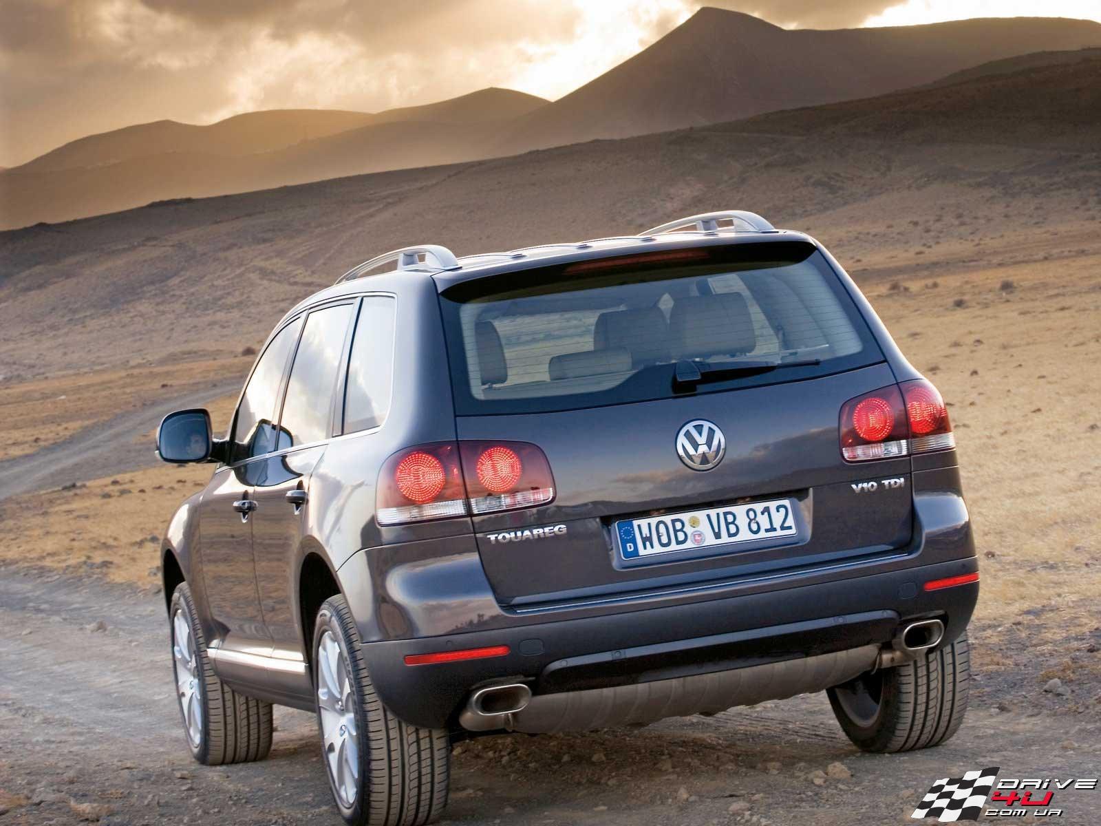 Volkswagen Touareg 3.6 FSi