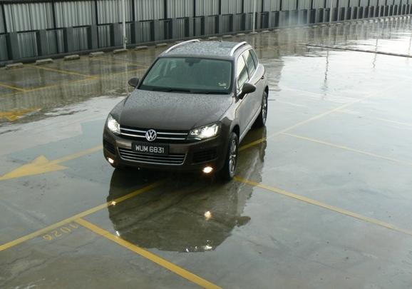 Volkswagen Touareg 3.6 V6