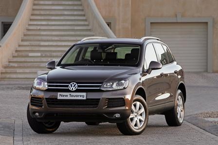 Volkswagen Touareg 4.2 V8 TDi