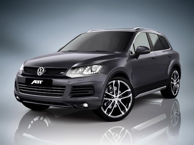 Volkswagen Touareg VR6 Sport