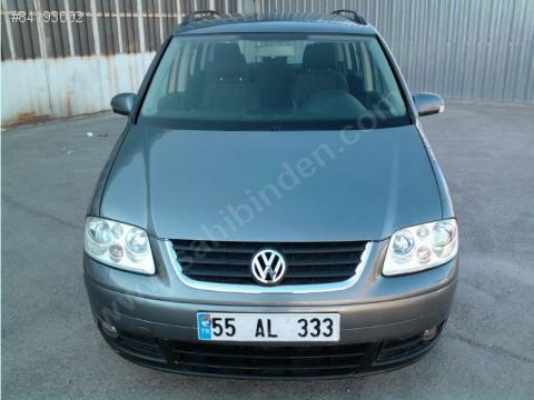 Volkswagen Touran 1.9 TDI Conceptline