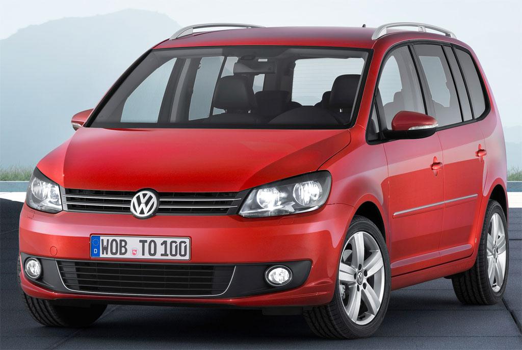 Volkswagen Touran 1.2 TSI BlueMotion MT