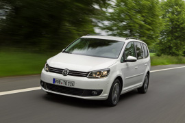 Volkswagen Touran 1.4 TSI 170hp AT