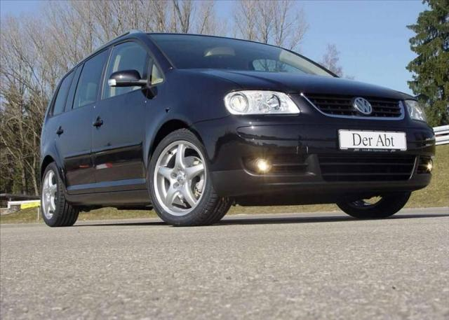 Volkswagen Touran 2.0 TDI 136hp AT