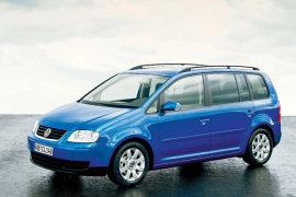 Volkswagen Touran 2.0 TDI 136hp AT
