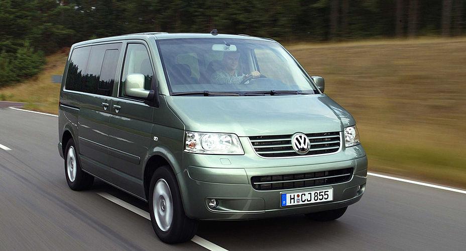Volkswagen Transporter 1.9