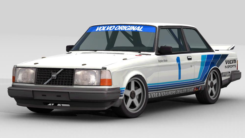 Volvo 240 2.3