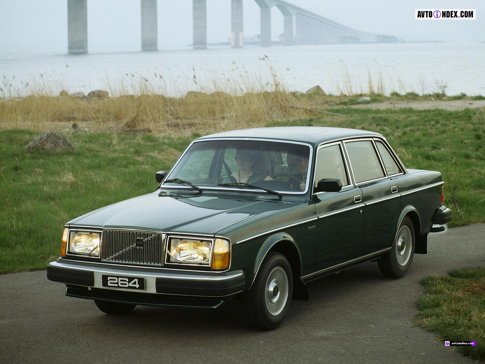 Volvo 264 GL