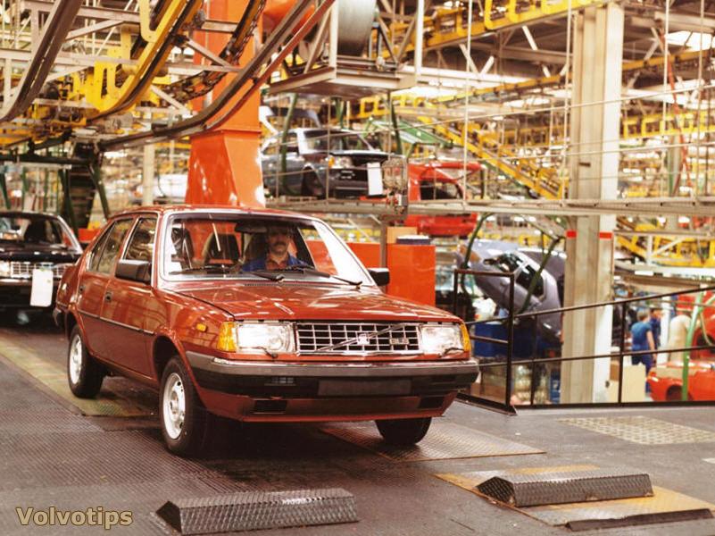 Volvo 340 1.6 Diesel