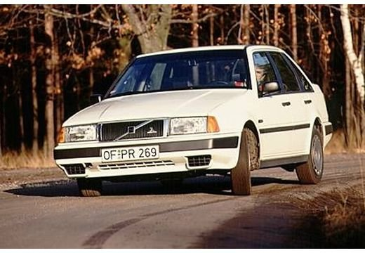 Volvo 460 1.7 Turbo