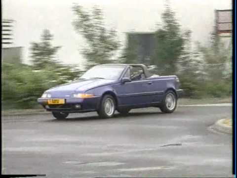 Volvo 480 Convertible 1.7