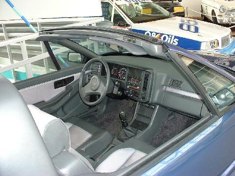 Volvo 480 Convertible 2.0
