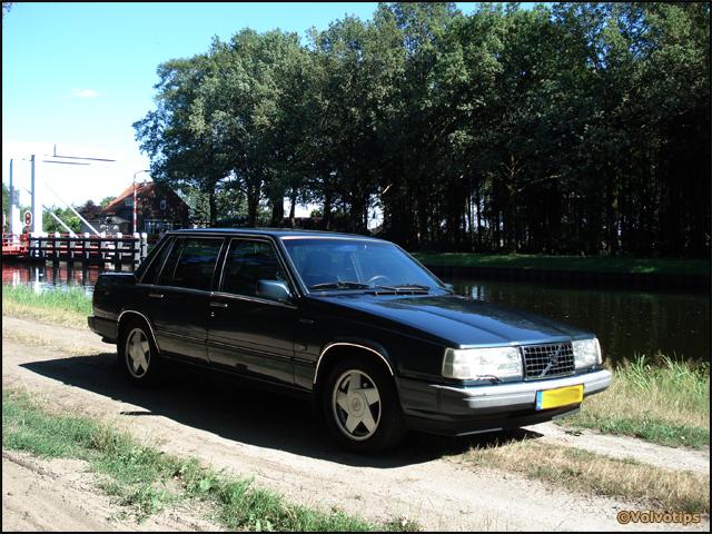 Volvo 740 GLT