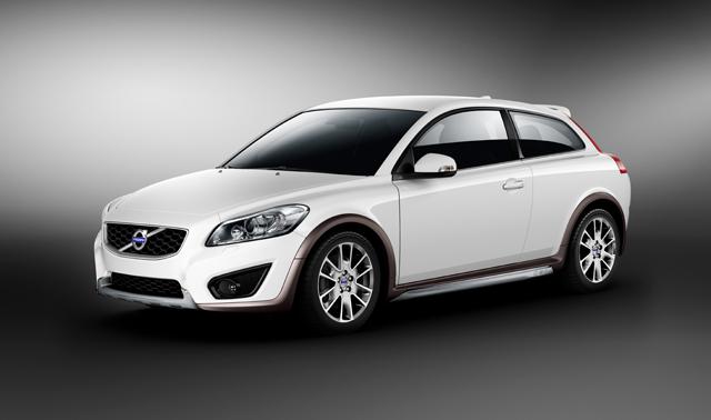 Volvo C30 T5 R-Design