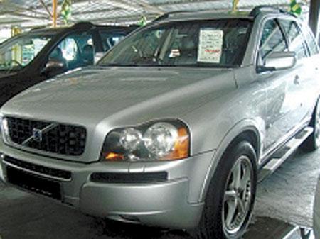 Volvo S40 2.4 Automatic