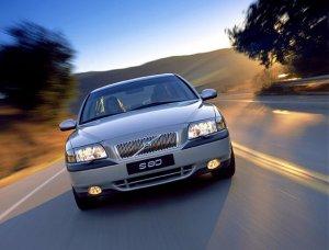 Volvo S60 2.4 Bi-Fuel LPG Automatic