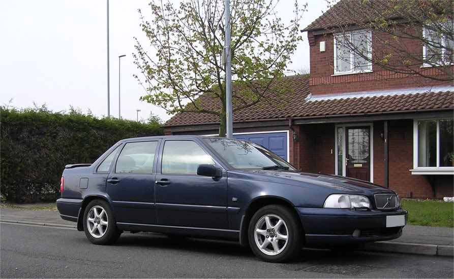 tuning Volvo S70 2.0 T 20 V AT