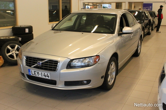 Volvo S80 2.5T 200hp AT