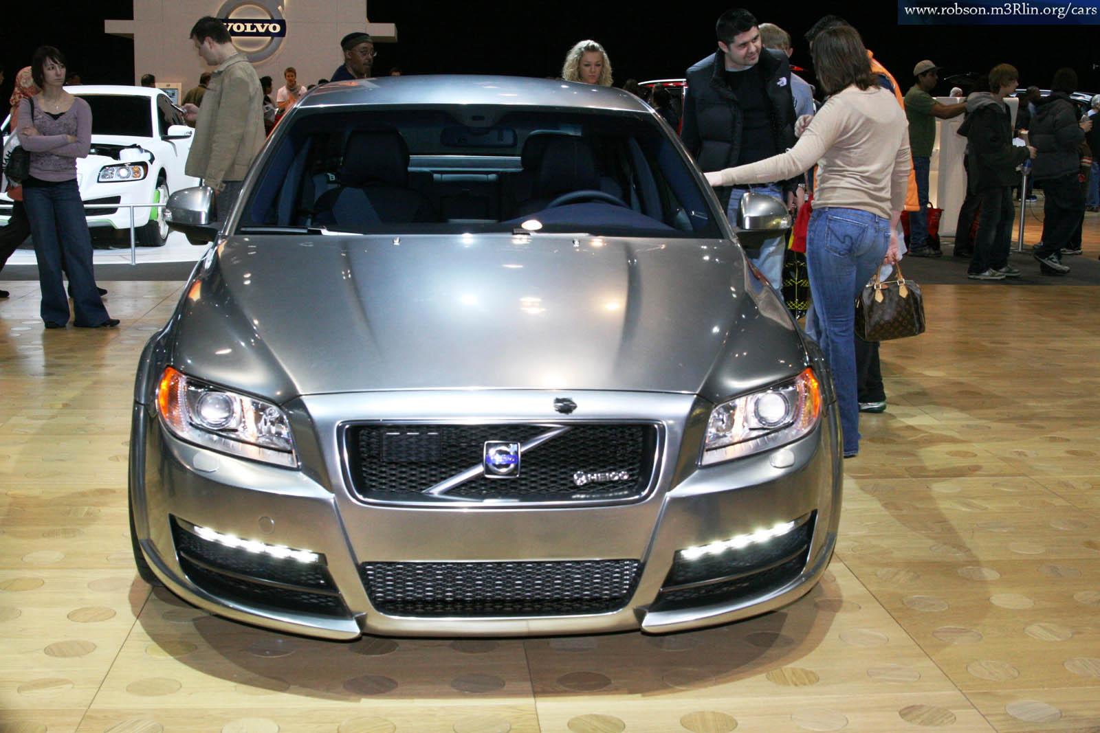 Volvo S80 V8