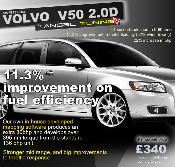 Volvo V 50 2.4
