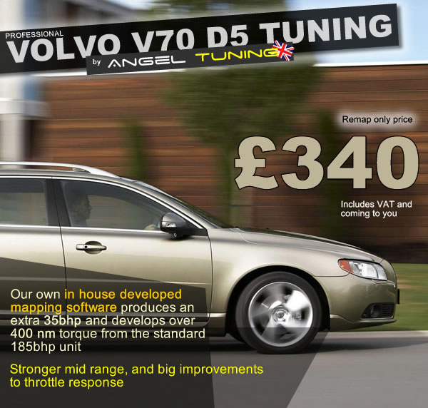 Volvo V 70 2.4 Bi-Fuel