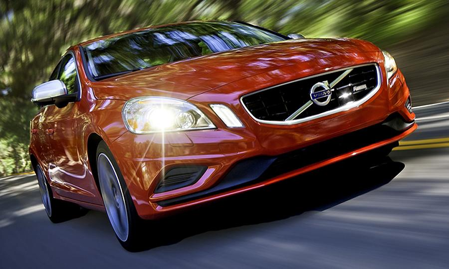 Volvo V60 3.0 T6 AWD AT R-Design