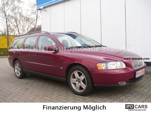 Volvo V70 2.4 Kinetic