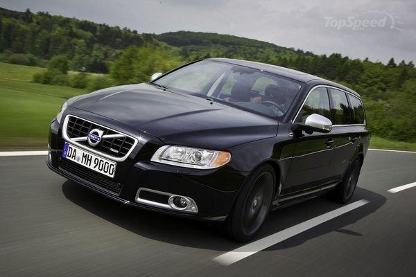 Volvo V70 2.5 AWD