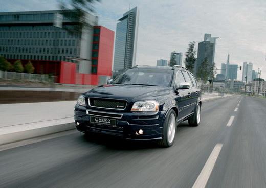 Volvo XC90 T6